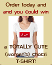 win chocri shirt