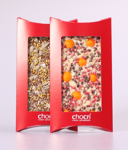 chocris bars of the month May.