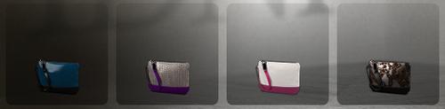 Customized poco wristlets from Laudi Vidni