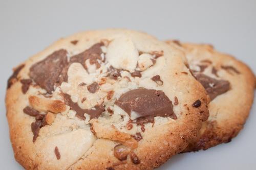 Quite delicious chocri chocolate cookies