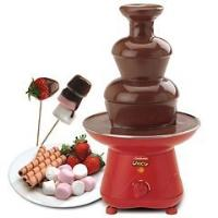 how to use a chocolate fountain