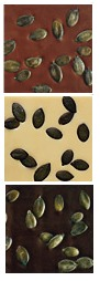 Pumpkin Seeds for your customized chocolate bars