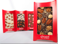 free chocri bar with order